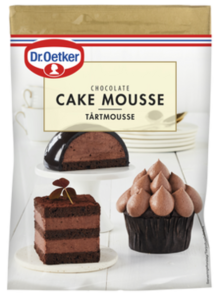 Cake Mousse Chocolate