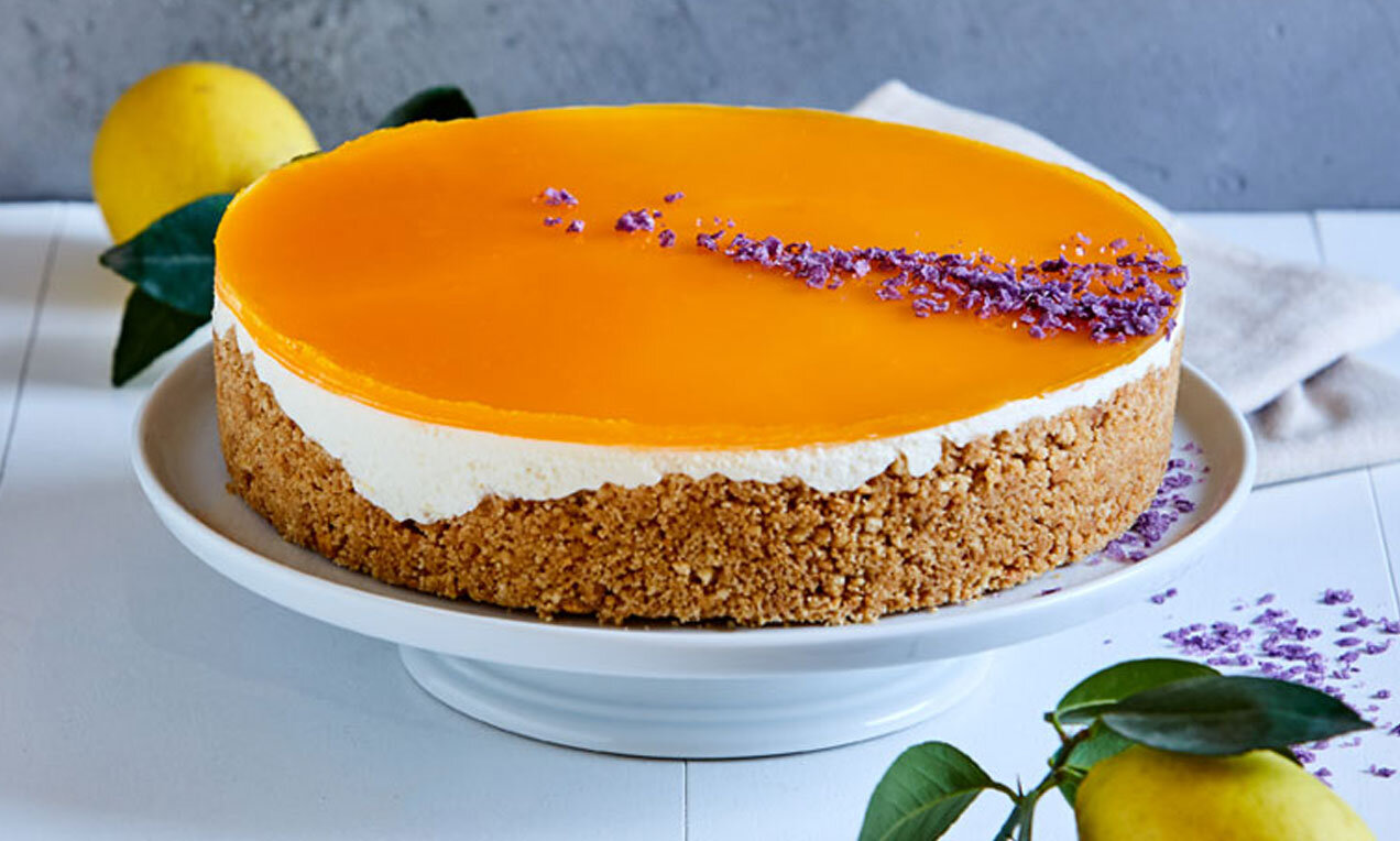 citron cheesecake   liv martine