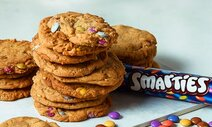 Cookies med Smarties®