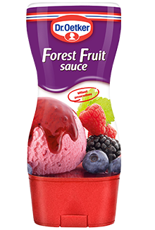 Forest Fruit sauce