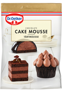 Dr. Oetker Cake Mousse Chocolate